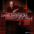 Bach, JS : Well-Tempered Clavier Books 1 & 2/Daniel Barenboim