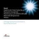 Ravel : Orchestral works/Daniel Barenboim & Chicago Symphony Orchestra