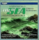 "Tuukkanen: Symphony No. 3, ""The Sea"" & Violin Concerto No. 2/Ari Rasilainen"