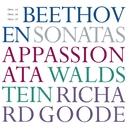Beethoven Sonatas Opp. 53, 54, 57/Richard Goode