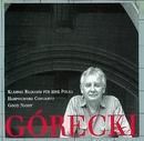 Górecki, Henryk: Kleines Requiem Für Eine Polka/Harpsichord Concerto/Good Night/David Zinman/Dawn Upshaw/London Sinfonietta/Elzbieta Chojnacka