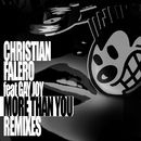 More Than You Remixes/Christian Falero