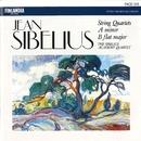 Jean Sibelius : String Quartets in A minor and B flat major/The Sibelius Academy Quartet