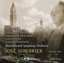 Symphony No.9, 'From the New World', Czech Suite & 2 Slavonic Dances/José Serebrier