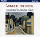 Shostakovich, Jolivet, Klami : Concertos/Tapiola Sinfonietta