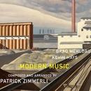 Modern Music/Brad Mehldau, Kevin Hays & Patrick Zimmerli