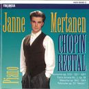 Chopin Recital/Janne Mertanen