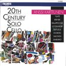 20th Century Solo Cello/Anssi Karttunen