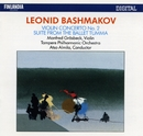 Leonid Bashmakov : Violin Concerto No.2, Suite from The Ballet 'Tumma'/Tampere Philharmonic Orchestra