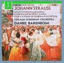 Strauss, Johann II : Waltzes & Polkas/Daniel Barenboim & Chicago Symphony Orchestra