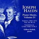 Joseph Haydn: Piano Music Volume IV/GILBERT KALISH