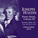 Joseph Haydn: Piano Music Volume III/GILBERT KALISH