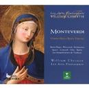 Monteverdi : Vespro della Beata Vergine/William Christie