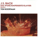 Bach, JS: Das Wohltemperierte Klavier, Book 1/Ton Koopman