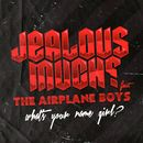 What's Your Name Girl? feat. The Airplane Boys (Radio Edit)/Jealous Much?