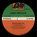 Waiting For You/Gary Private