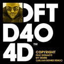 My Desire (feat. Donae'O) [Jullian Gomes Remix]/Copyright