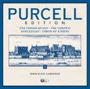 Purcell Edition Volume 2 : The Indian Queen, The Tempest, Dioclesian & Timon of Athens/John Eliot Gardiner