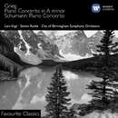 Grieg/Schumann - Piano Concertos/Lars Vogt/City of Birmingham Symphony Orchestra/Sir Simon Rattle