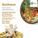 Beethoven:Triple Concerto/Piano Concerto no.3/Christian Zacharias