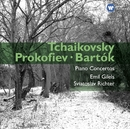 Tchaikovsky: Piano Concertos/Sviatoslav Richter/Emil Gilels/New Philharmonia Orchestra/Lorin Maazel/London Symphony Orchestra/Orchestre de Paris