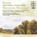 Elgar Enigma Variations, Vaughan Williams The Lark Ascending/Vernon Handley