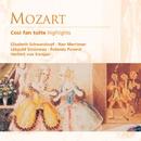 Mozart: Così fan tutte (Highlights)/Herbert von Karajan