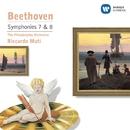 Beethoven: Symphonies 7 & 8/Philadelphia Orchestra/Riccardo Muti