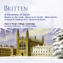 Britten: A Ceremony of Carols etc/Choir of King's College, Cambridge