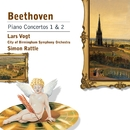 Beethoven: Piano Concertos Nos. 1 & 2/Lars Vogt/City Of Birmingham Symphony Orchestra/Sir Simon Rattle