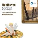 Beethoven: Symphonies 8 & 6 'Pastoral'/Klaus Tennstedt