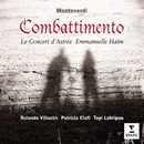 Monteverdi: Il Combatimento Di Tancredi I Clorinda/Rolando Villazon/Patrizia Ciofi/Topi Lehtipuu/Emmanuelle Haïm