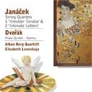 Janácek: String Quartets & Dvorák: Piano Quintet in A - Dumka/Alban Berg Quartett/Elisabeth Leonskaja
