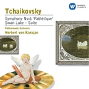 Tchaikovsky: Symphony No.6 'Pathétique' & Swan Lake - Suite/Herbert von Karajan/Philharmonia Orchestra