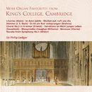 More Organ Favourites from King's College, Cambridge/Sir Philip Ledger