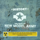 History - The Best Of New Model Army/New Model Army