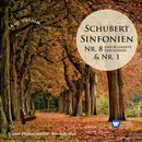 Schubert: Symphonies Nos 1 & 8 [International Version] (International Version)/Wiener Philharmoniker/Riccardo Muti