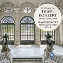 Beethoven: Tripelkonzert/Christian Zacharias