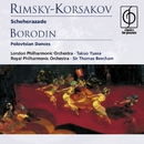 Rimsky-Korsakov: Scheherazade . Borodin: Polovtsian Dances/Takuo Yuasa/Sir Thomas Beecham