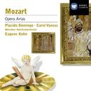 Mozart: Arias/Placido Domingo/Carol Vaness/Muenchner Rundfunkorchester/Eugene Kohn