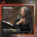 Ravel Concerto en sol La Valse/Martha Argerich