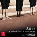 Satie: 3 Gymnopédies - 6 Gnossiennes/Anne Queffélec