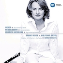 Weber, Mendelssohn, Bärmann : Chamber Music for Clarinet/Sabine Meyer/Academy of St Martin-in-the-Fields/Kenneth Sillito