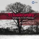 Tchaikovsky: Symphonies 4, 5 & 6 'Pathétique'/Herbert von Karajan