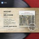 Mozart: Requiem; Bruckner: Te Deum/Daniel Barenboim