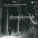 Shostakovich: Symphonies Nos 1 & 14/Sir Simon Rattle/Berliner Philharmoniker