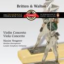 Britten: Violin Concerto / Walton: Viola Concerto/Maxim Vengerov