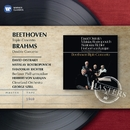Beethoven: Triple Concerto/Herbert von Karajan