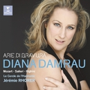 Mozart, Righini, Salieri: Arie di bravura/Diana Damrau/Jérémie Rhorer/Le Cercle De L'Harmonie