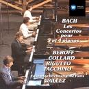 Bach - Concertos Pour 3 Et 4 Pianos/M. Beroff & J.P. Collard